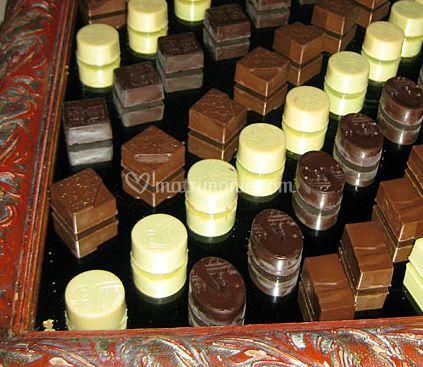 La pralineria del cioccolatier
