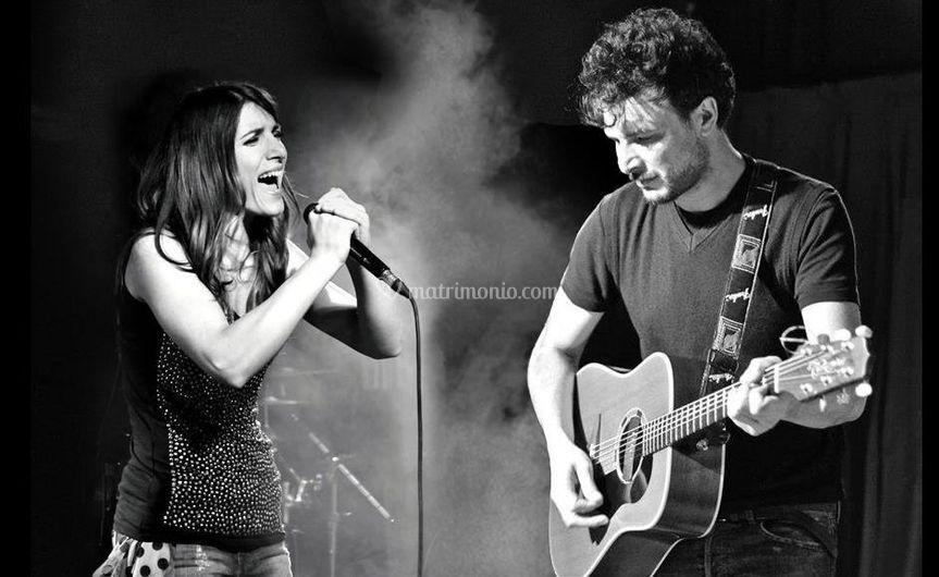 Ilaria e Vincenzo live