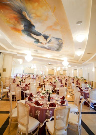 Sala Pranzo 350 ospiti