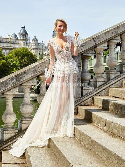 Pronuptia Couture Exupery