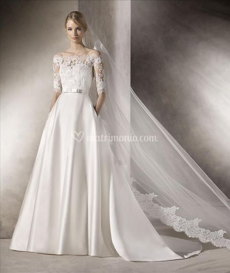 La sposa barcelona - pronovias