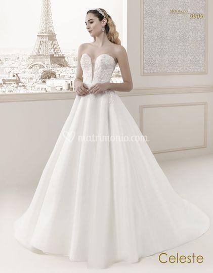 Pigal boutique - celeste 9909