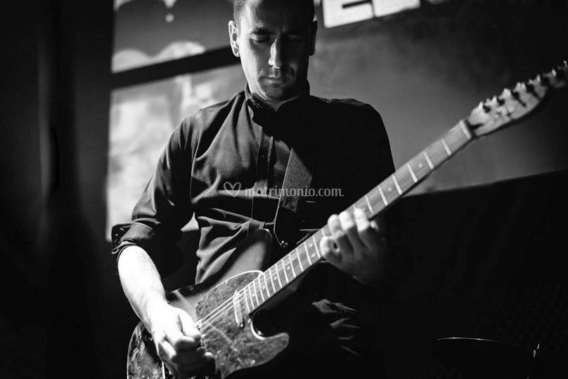 Marco - Guitar & Bass guitar