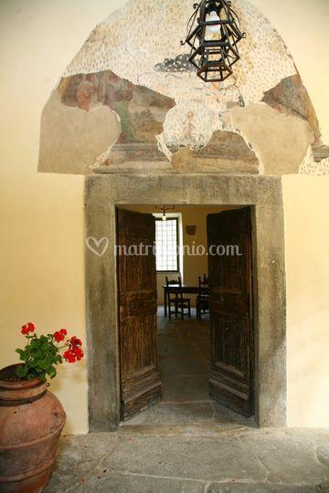 Interno ex refettorio di convento del carmine foto 56 for Interno a un convento