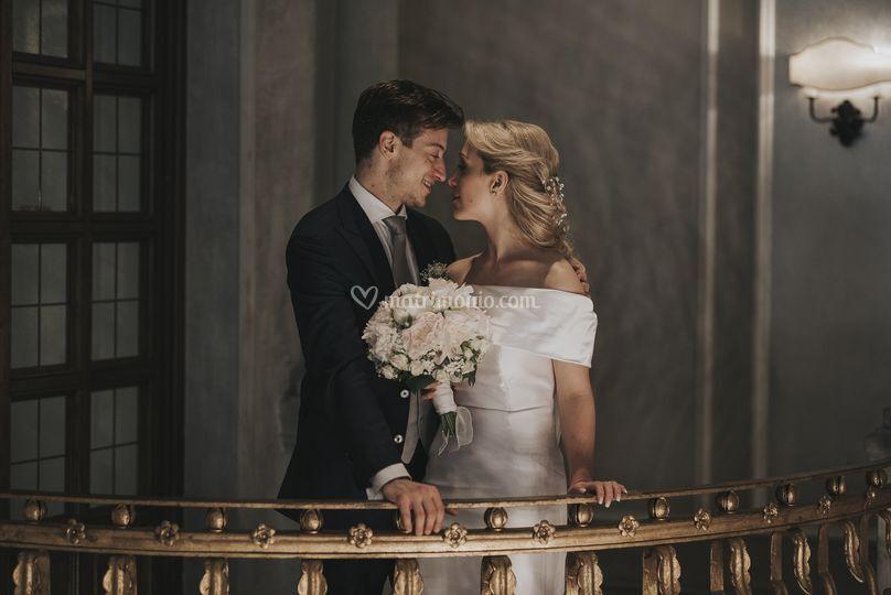 St. regis matrimonio sposi