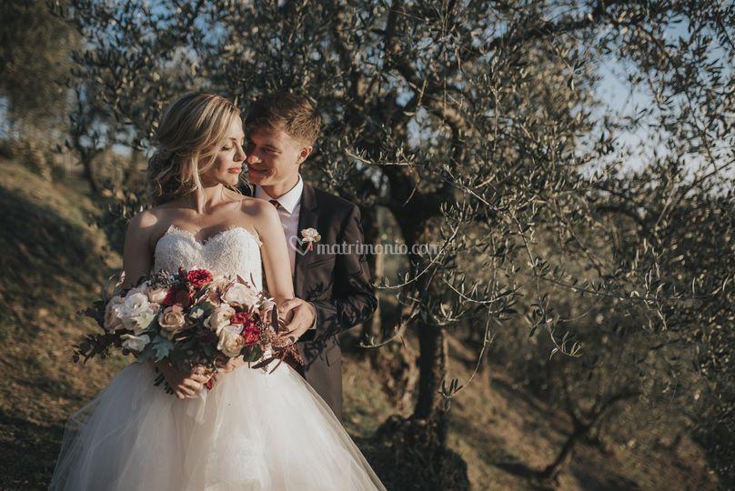 Matrimonio lucca sposi