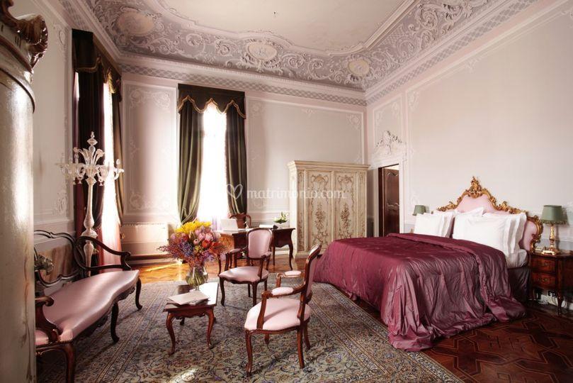 Junior suite romantica