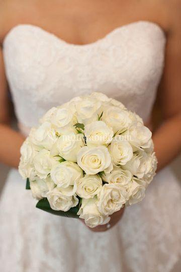 Bouquet di rose akito