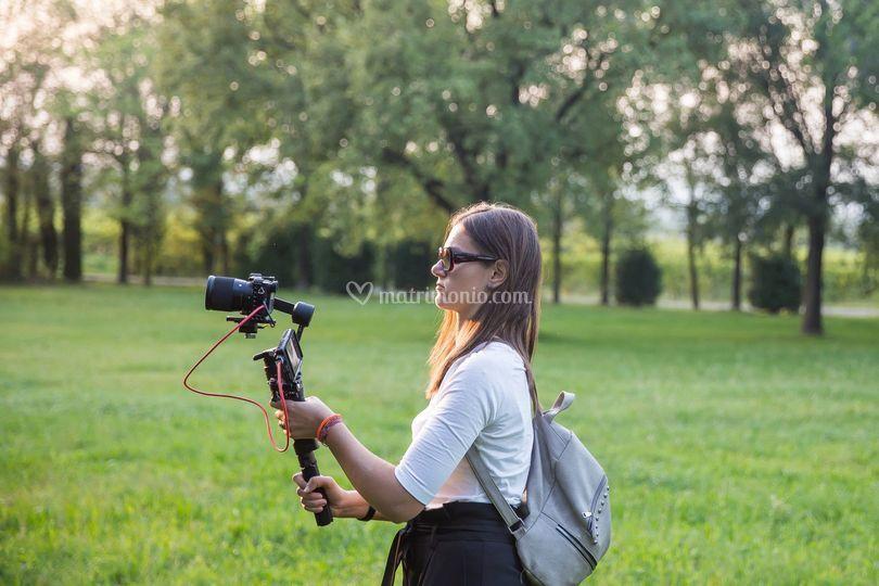 Alessandra Savi Videomaker