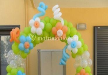 Sculture con palloncini
