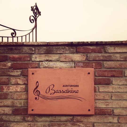 Agriturismo Bassanine