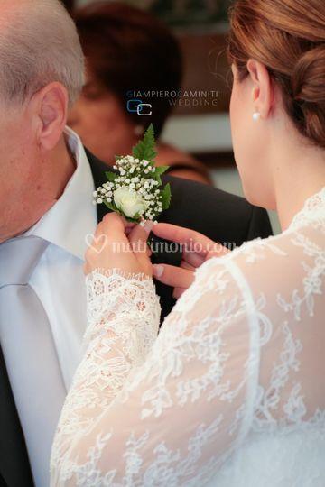 Giampiero Caminiti Wedding