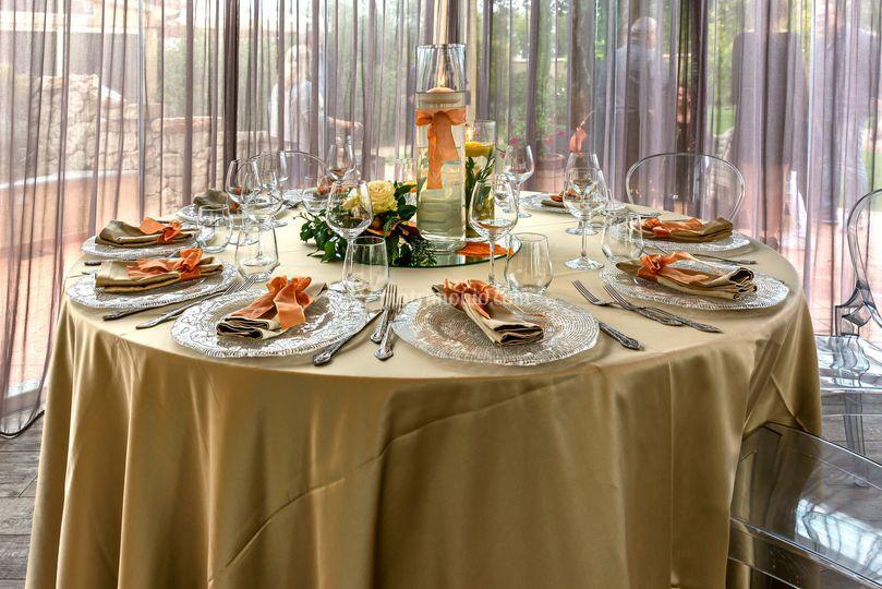 Tavolo per Cerimonia