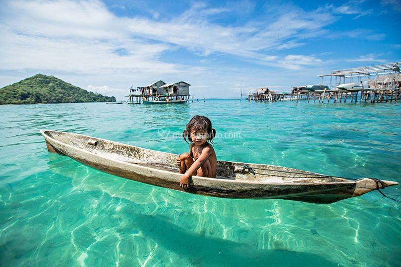 Viaggio di nozze a Bali