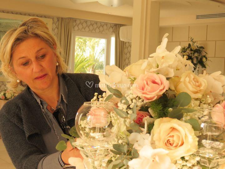 Wedding event roma