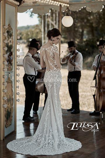 Luisa Sposa 2018 di Maison Magic  86e4cfb7820