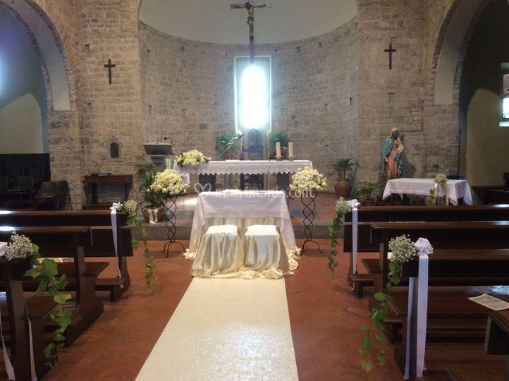 Chiesa di Mantignano
