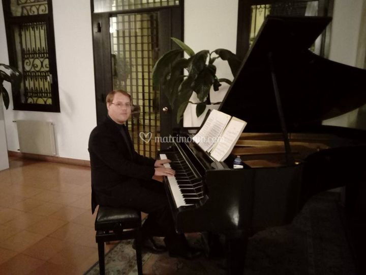 Marco the Pianist