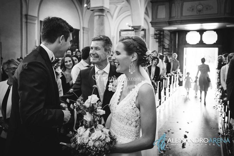 Saluto dello sposo