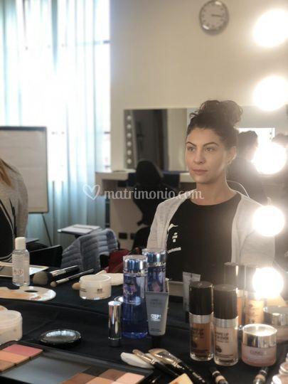 Make-up giorno
