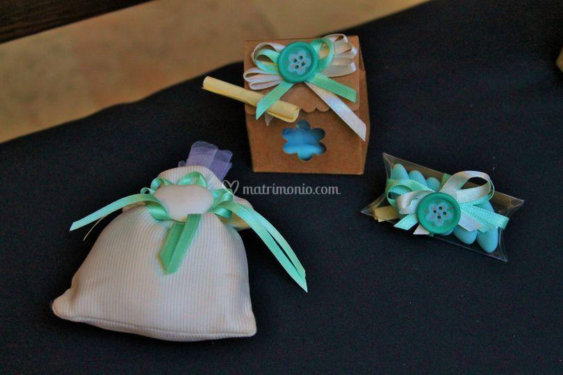 Portaconfetti Linea Tiffany