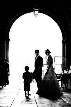 Sposa, sposo, figlio