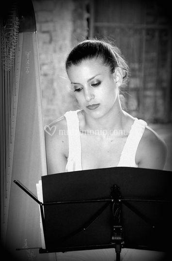 Matrimonio Simbolico Torino : Chiara sebastiani arpa