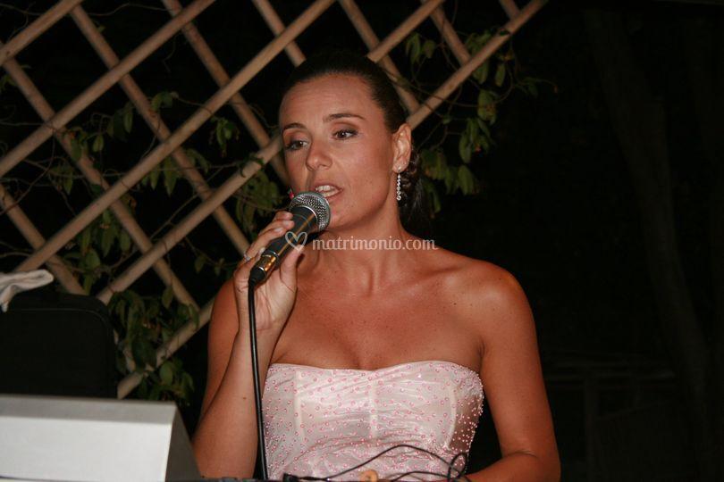 Una cantante splendida