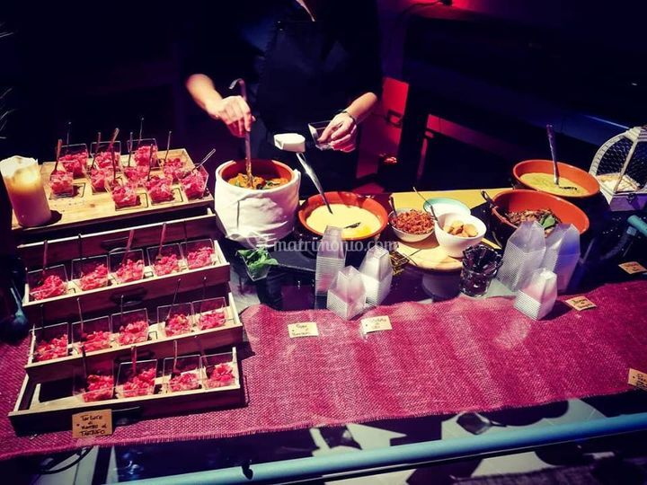 Buffet & Party