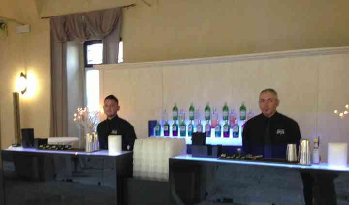 Drink Style Bar Catering Service