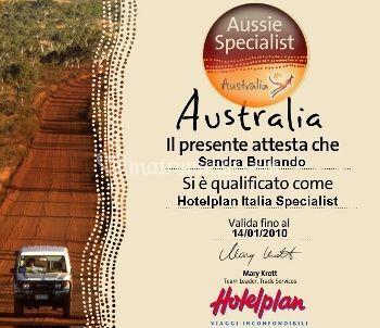 Australia Specialist Hotelplan