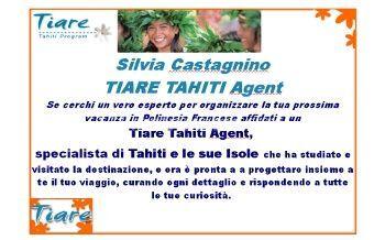 Polinesia Tiare Tahiti Agent