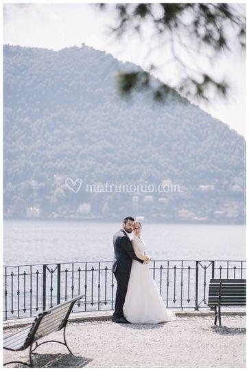 Sposi Lago di Como