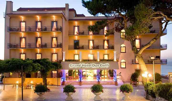 Grand Hotel Due Golfi