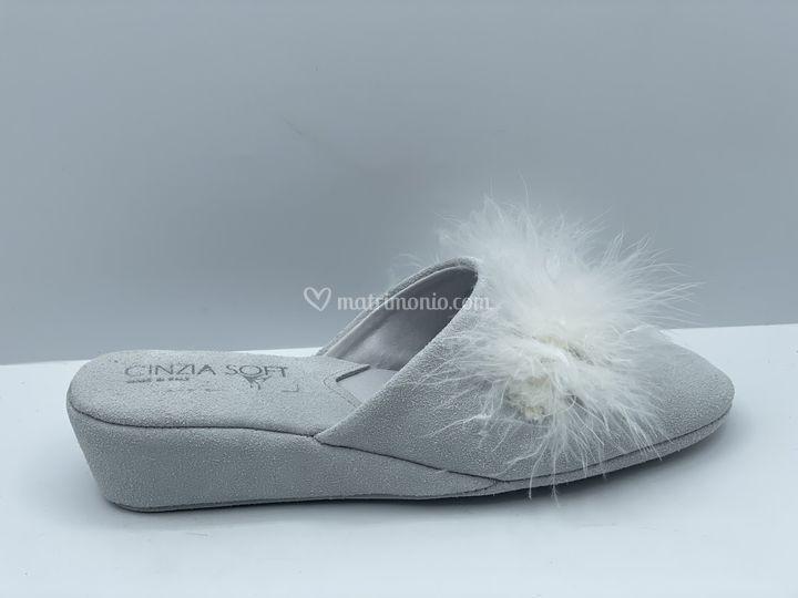 Pantofola sposa promo card vip