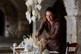 Claudia Antolini Wedding Planner & Flower Designer