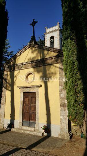 Chiesa storica del borgo