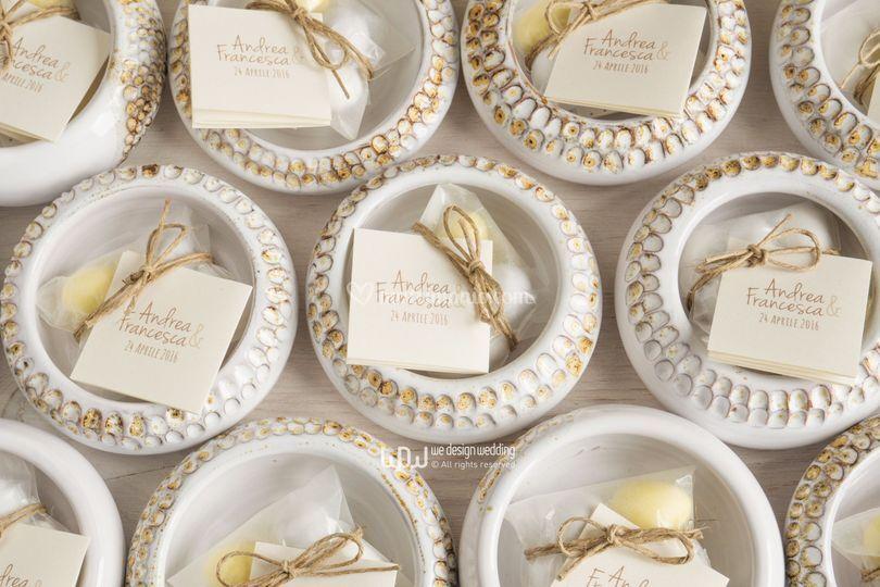 Ciotoline in ceramica