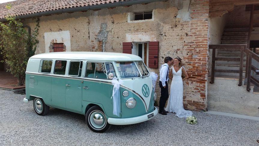 Pulmino Volkswagen Treviso