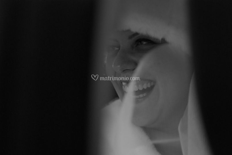 La felicità di una sposa