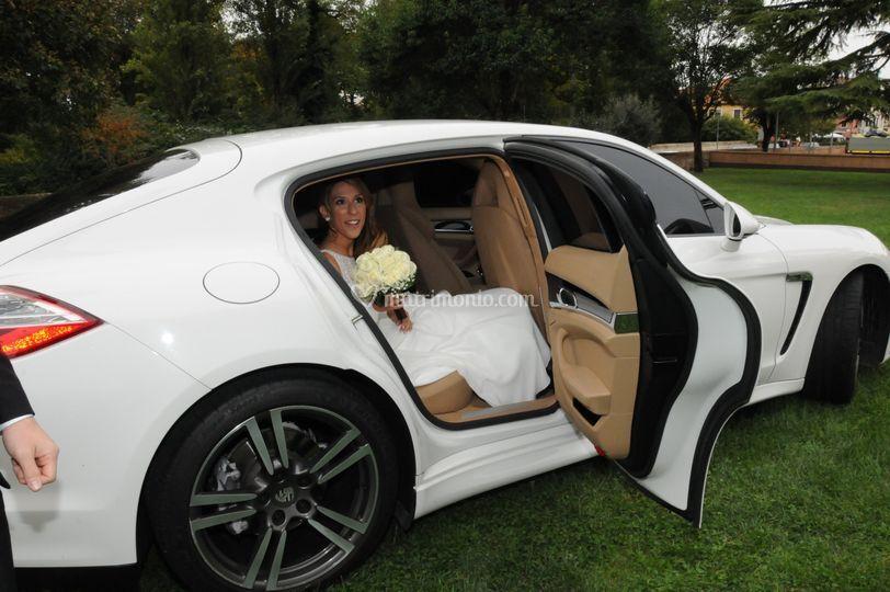 Porsche Panamera vicenza