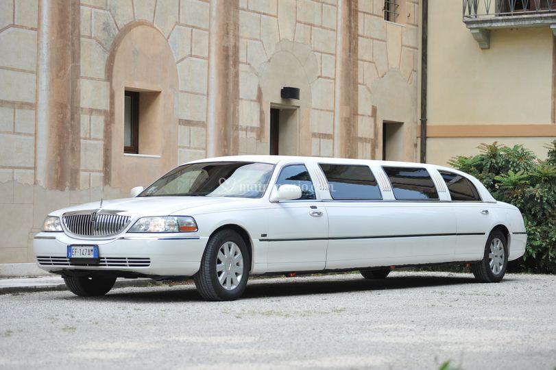 Noleggio limousine padova