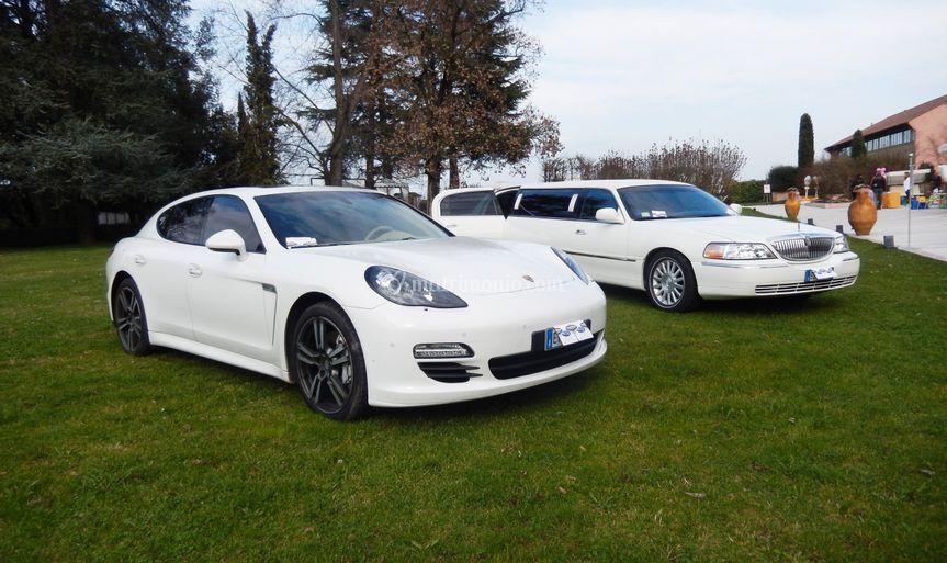 Porsche Panamera pordenone