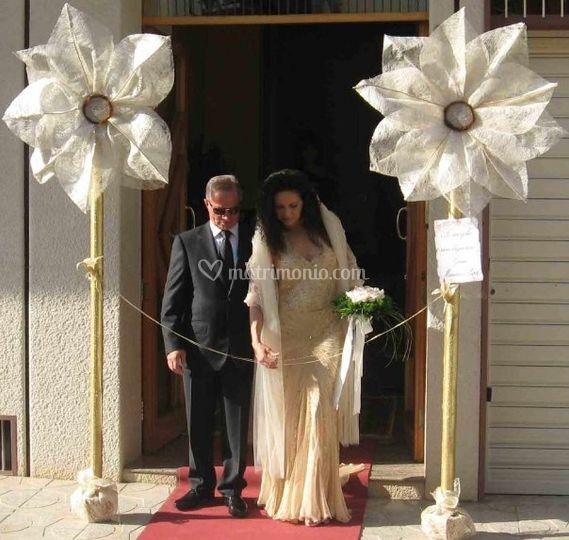 Allestimento casa della sposa di il gabbiano foto 27 - Allestimento casa della sposa ...