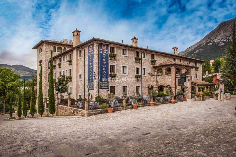 Hotel le gole di Hotel Ristorante Le Gole