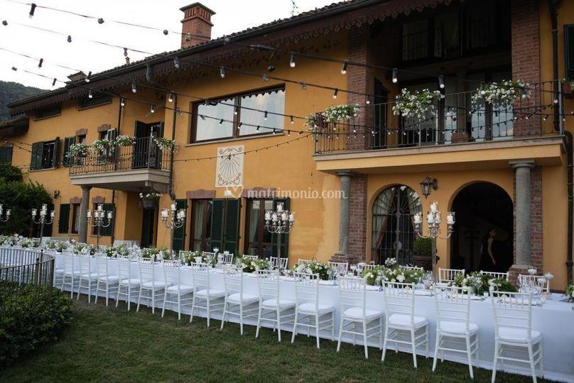 Tavolo Imperiale - Giardino