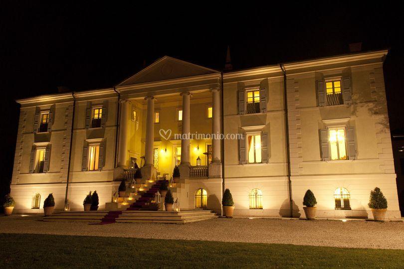 Villa Di Bagno di notte di Villa Di Bagno