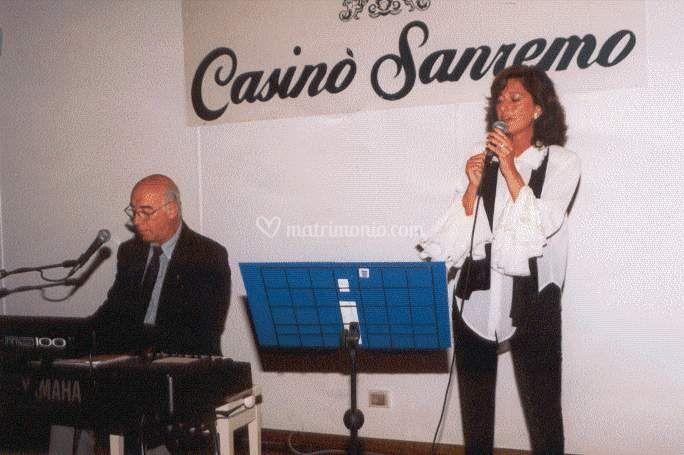 Reddy Bobbio e Carla Gelmini
