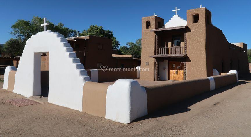 Taos Pueblo , New Mexico