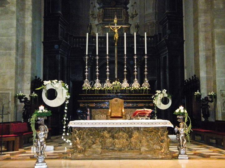 Allestimento Duomo di Torino